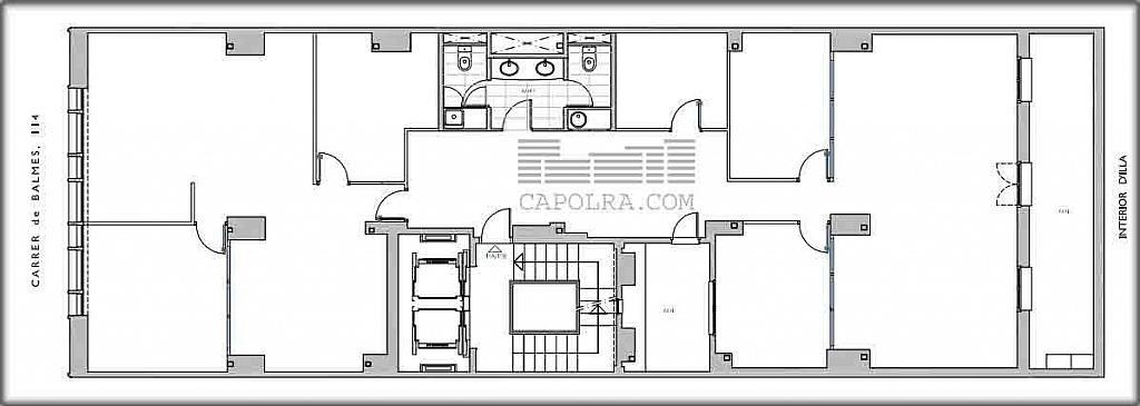 Imagen sin descripción - Oficina en alquiler en Eixample en Barcelona - 220377432
