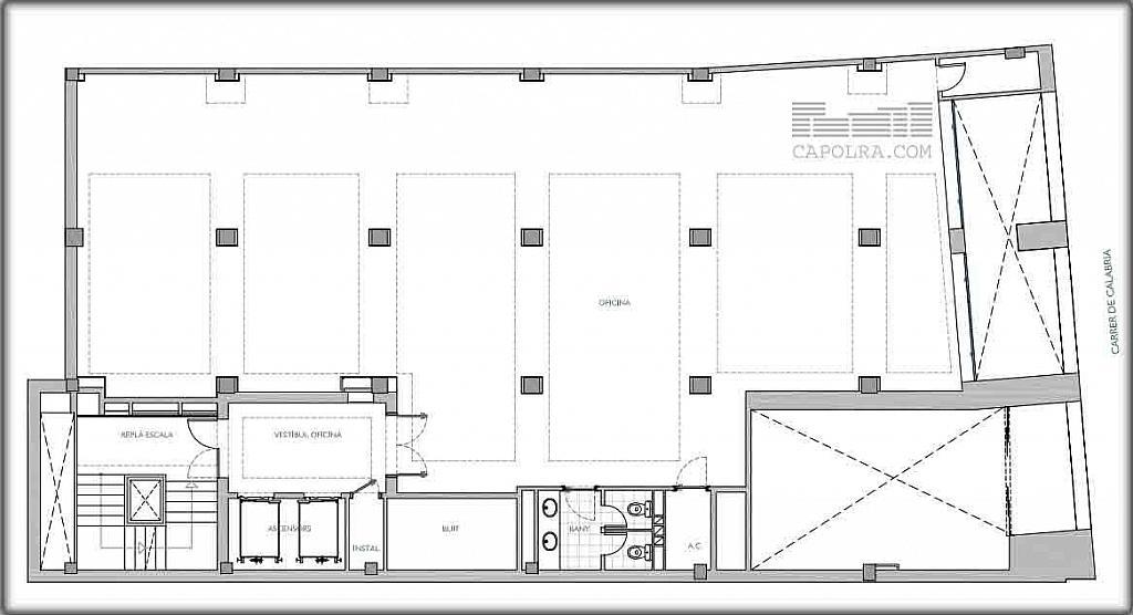Imagen sin descripción - Oficina en alquiler en Eixample en Barcelona - 220370403