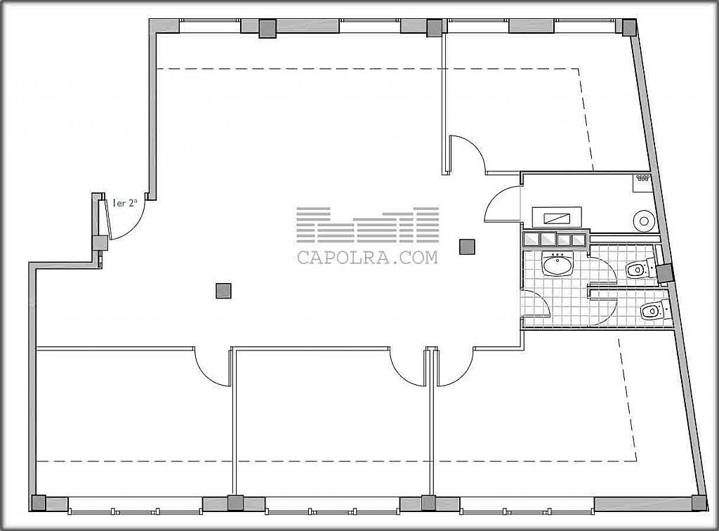 Imagen sin descripción - Oficina en alquiler en Esplugues de Llobregat - 220379361
