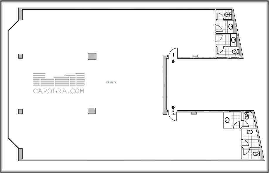 Imagen sin descripción - Oficina en alquiler en Vila de Gràcia en Barcelona - 220371783