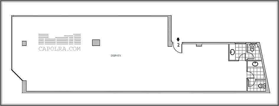 Imagen sin descripción - Oficina en alquiler en Vila de Gràcia en Barcelona - 220371729