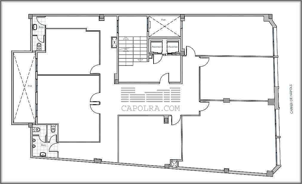 Imagen sin descripción - Oficina en alquiler en Eixample en Barcelona - 220378101
