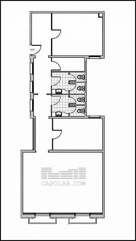 Imagen sin descripción - Oficina en alquiler en El Gótic en Barcelona - 220113684