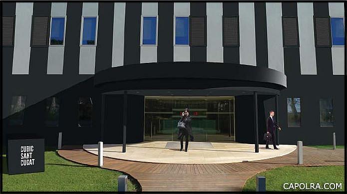 Imagen sin descripción - Oficina en alquiler en Sant Cugat del Vallès - 220123611