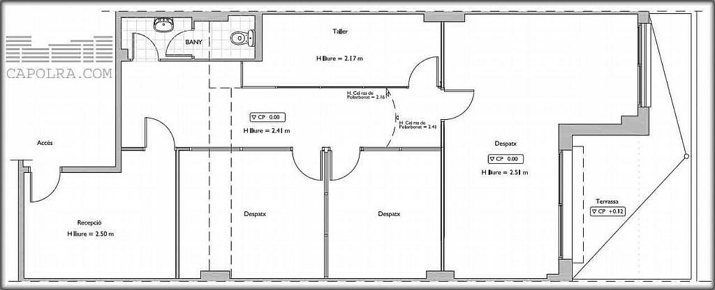 Imagen sin descripción - Oficina en alquiler en Eixample en Barcelona - 220116102