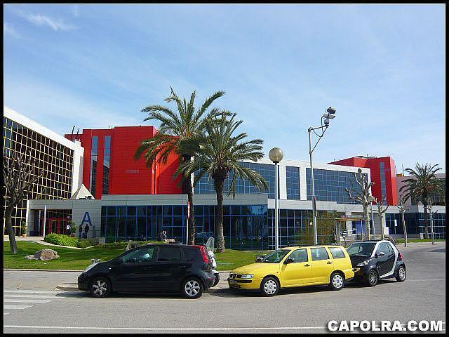 Imagen sin descripción - Oficina en alquiler en Prat de Llobregat, El - 220122729