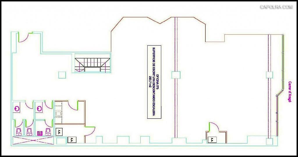Imagen sin descripción - Oficina en alquiler en Eixample en Barcelona - 219270668