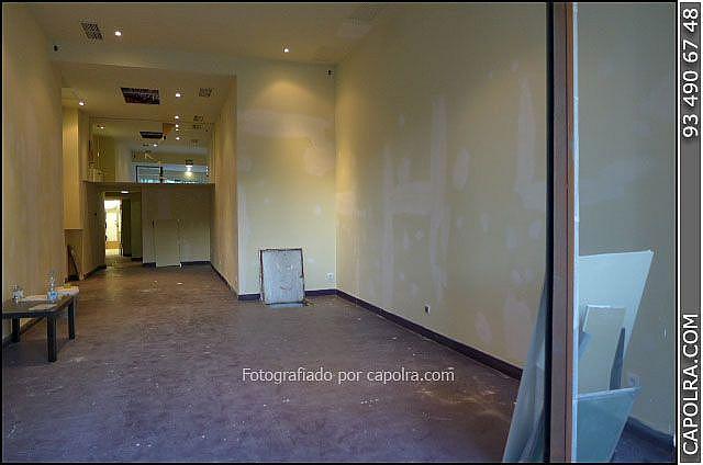 Imagen sin descripción - Local comercial en alquiler en Sant Gervasi – Galvany en Barcelona - 215505756