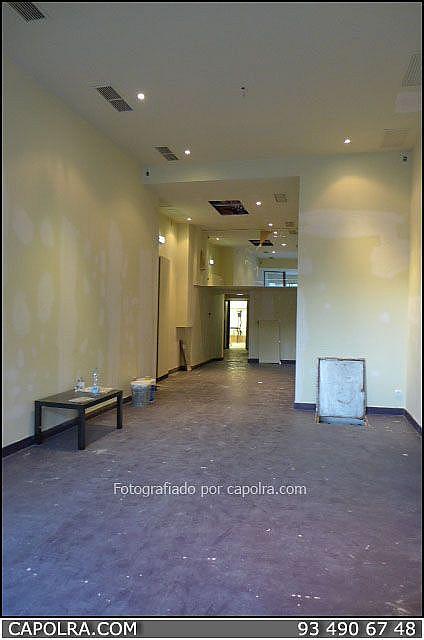 Imagen sin descripción - Local comercial en alquiler en Sant Gervasi – Galvany en Barcelona - 215505759