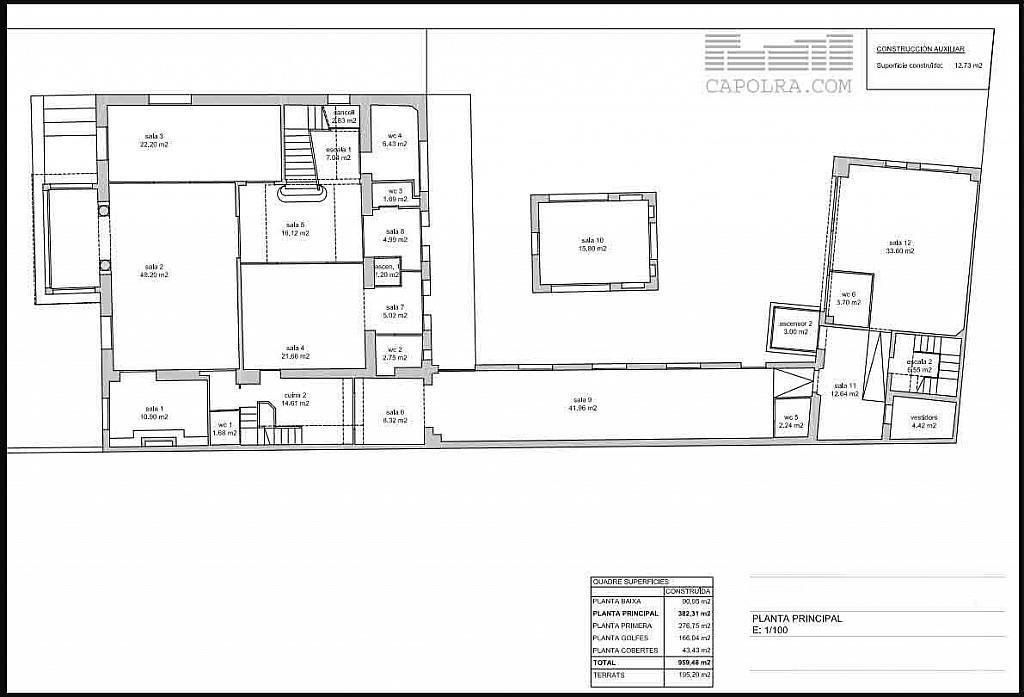 Imagen sin descripción - Oficina en alquiler en Sant Gervasi – La Bonanova en Barcelona - 237190944