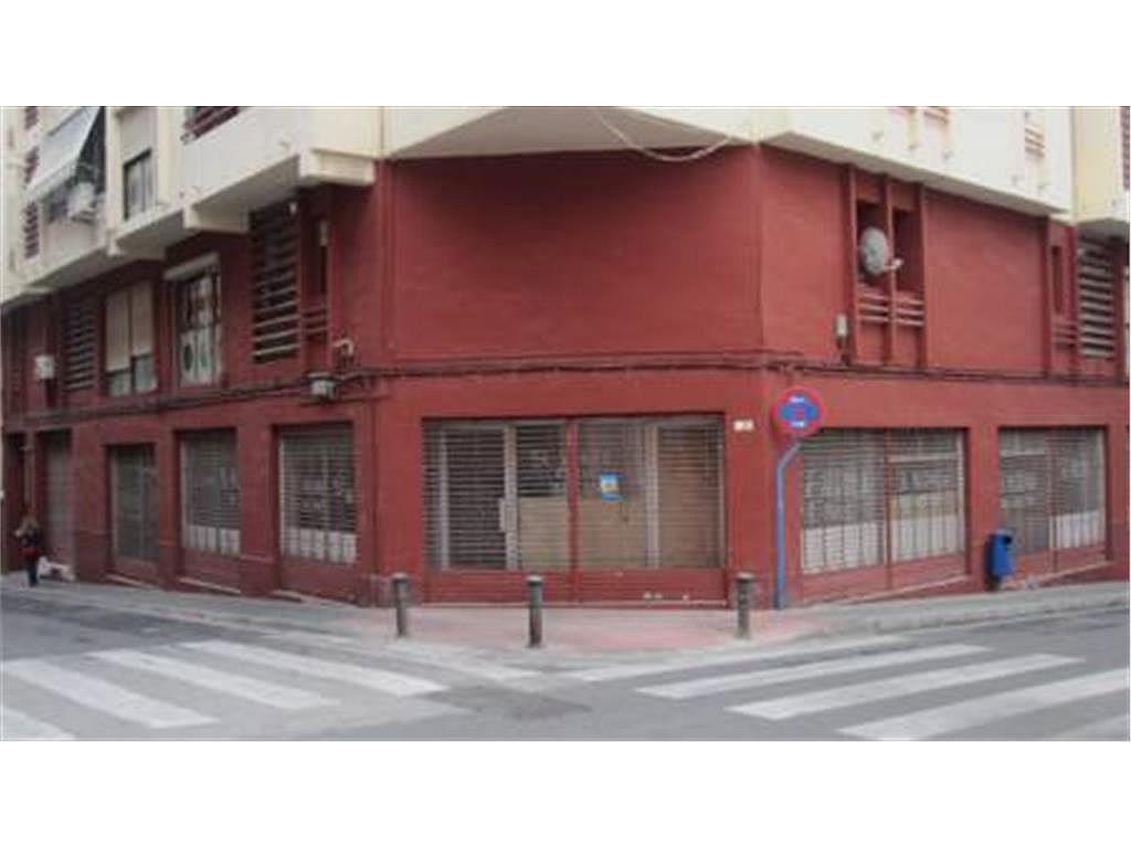 Local comercial en alquiler en San Blas - Santo Domingo en Alicante/Alacant - 260665770