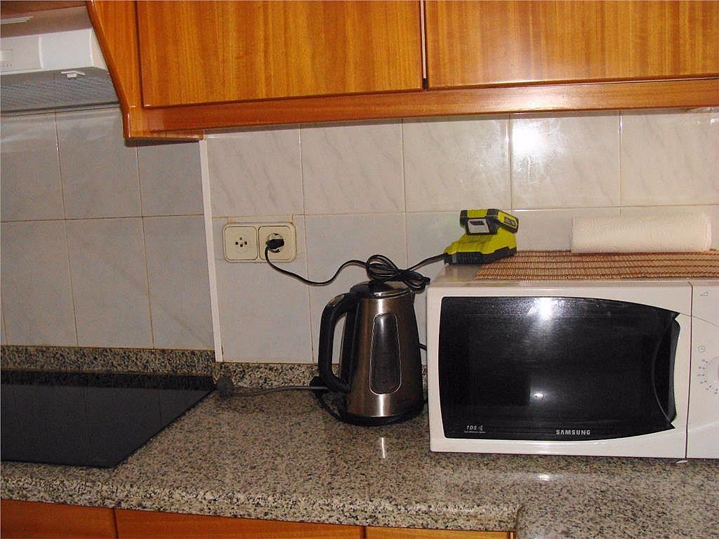 Piso en alquiler de temporada en Albufereta en Alicante/Alacant - 287939108