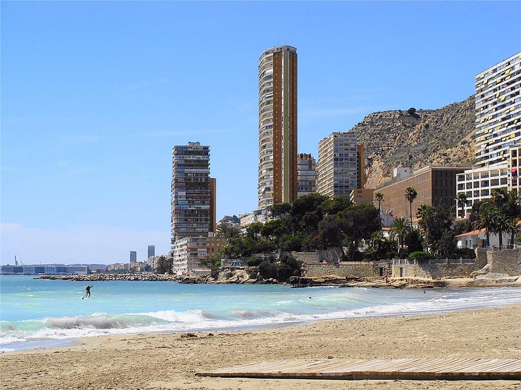 Piso en alquiler de temporada en Albufereta en Alicante/Alacant - 287939135