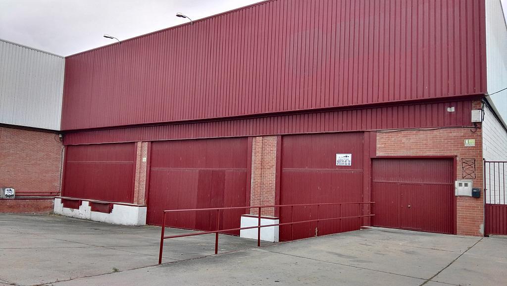Nave industrial en alquiler en calle La Palmera, Fuente del Rey en Dos Hermanas - 296218077