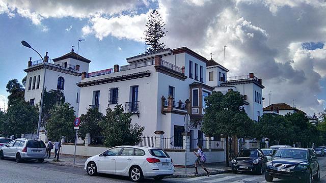 Oficina en alquiler en calle Ebro, Heliópolis en Sevilla - 331310524