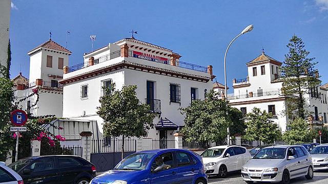 Oficina en alquiler en calle Ebro, Heliópolis en Sevilla - 331310528