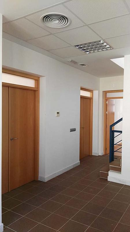 Oficina en alquiler en calle Ebro, Heliópolis en Sevilla - 331310582