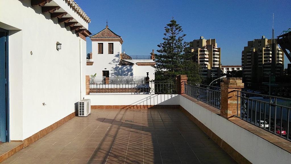 Oficina en alquiler en calle Ebro, Heliópolis en Sevilla - 331310583