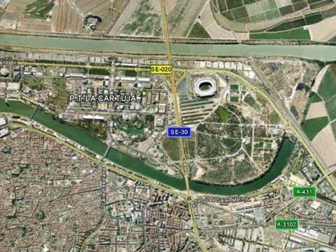Oficina en alquiler en calle La Cartuja, Sevilla - 24404269
