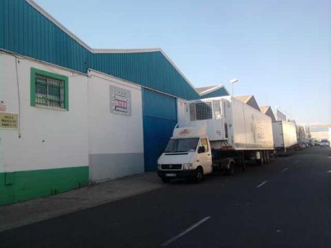 Nave en alquiler en calle Fridex, Este - Alcosa - Torreblanca en Sevilla - 26486965