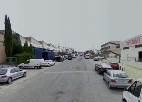 Parking - Nave en alquiler en calle Ahorro, Nervión en Sevilla - 28960860