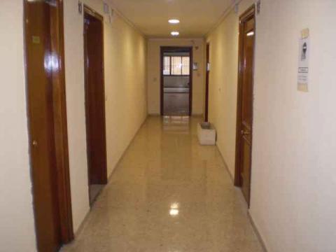 Pasillo - Oficina en alquiler en calle Nervion, Nervión en Sevilla - 36651333