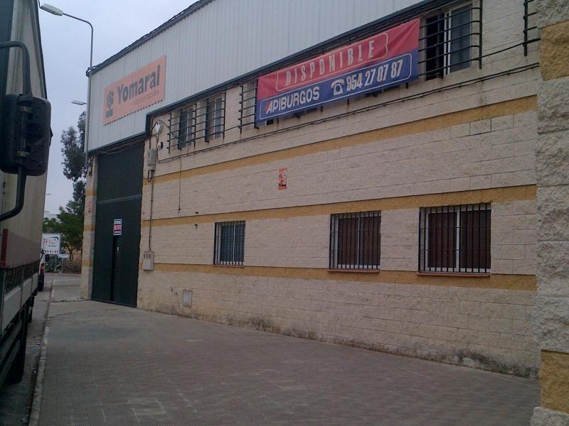 Nave industrial en alquiler en calle Bansur, Este - Alcosa - Torreblanca en Sevilla - 108469993