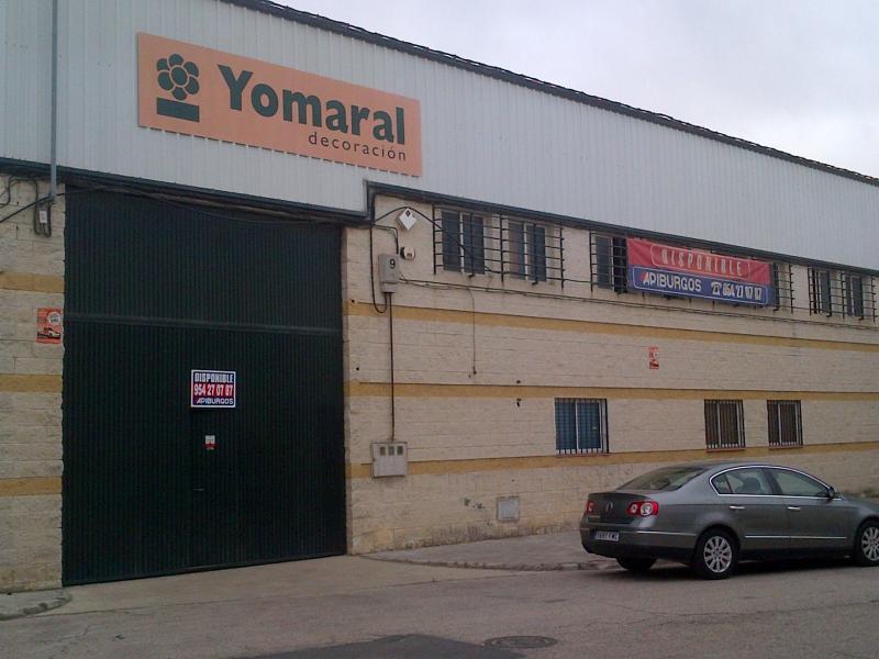Nave industrial en alquiler en calle Bansur, Este - Alcosa - Torreblanca en Sevilla - 108469996