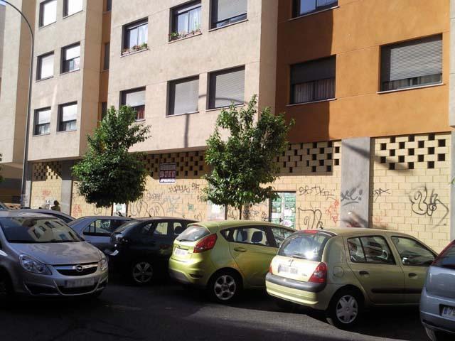 Fachada - Local en alquiler en calle Gonzalo Bilbao, La Florida en Sevilla - 112505657