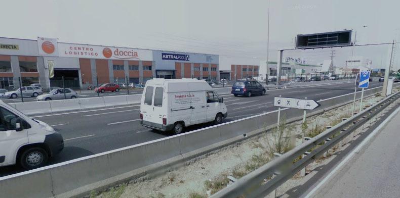 Entorno - Nave en alquiler en carretera Malaga, Este - Alcosa - Torreblanca en Sevilla - 120252161