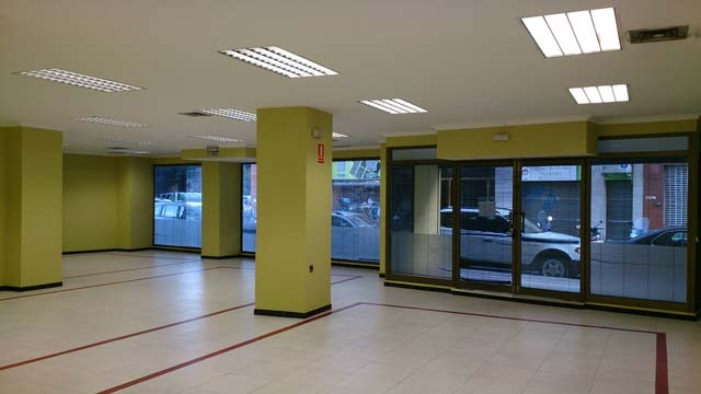 Despacho - Local comercial en alquiler en calle Sebastian Elcano, Sevilla - 122093553