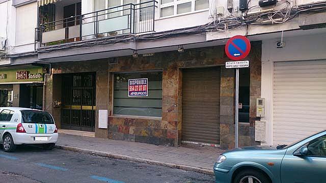 Fachada - Local en alquiler en calle Monte Carmelo, Los Remedios en Sevilla - 185973600