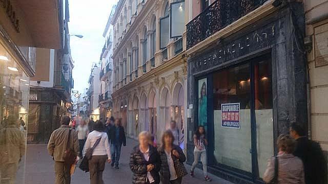 Local comercial en alquiler en calle Sierpes, Encarnación-Regina en Sevilla - 221451913