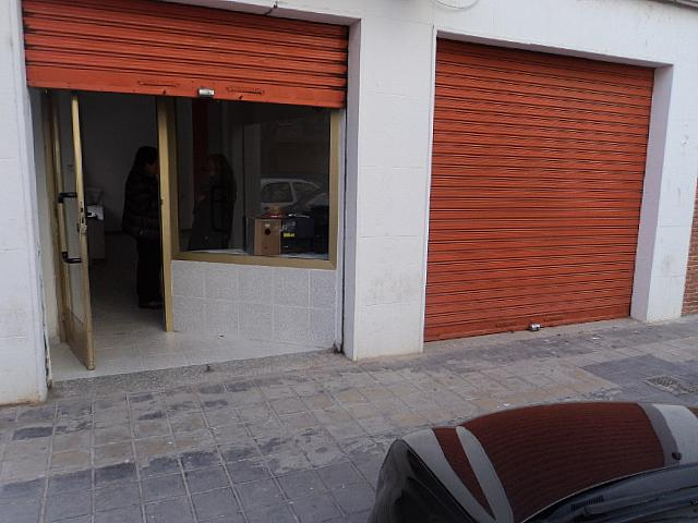 Fachada - Local comercial en alquiler en calle Orden del Cister, Nou Moles en Valencia - 251635001