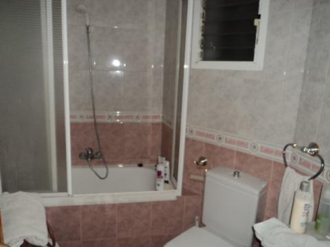Baño - Piso en alquiler en calle Fernando El Catolico, Valencia - 46932043
