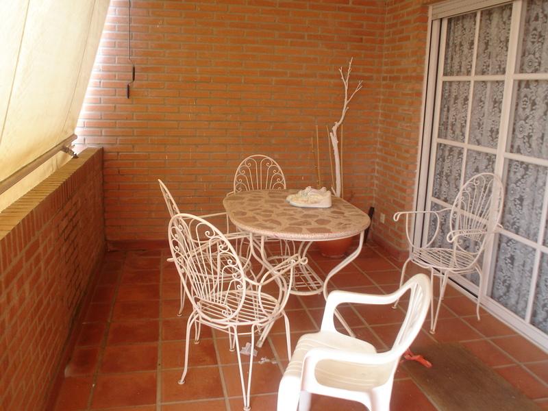 Casa adosada en alquiler en calle Sector, Bétera - 120681575