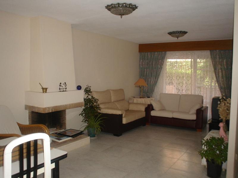 Casa adosada en alquiler en calle Sector, Bétera - 120681577