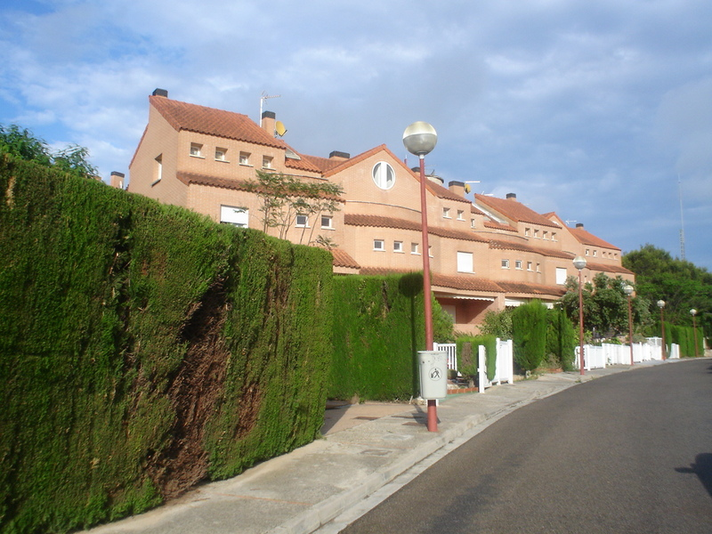 Casa adosada en alquiler en calle Sector, Bétera - 120681588