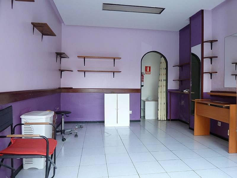 Foto - Local comercial en alquiler en calle Alberto Larzabal, Belaskoenea en Irun - 295480960