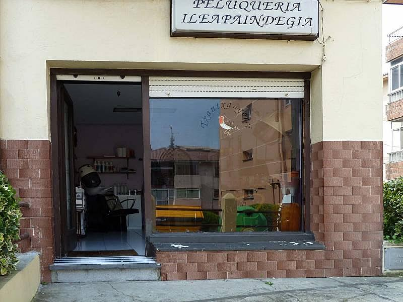 Foto - Local comercial en alquiler en calle Alberto Larzabal, Belaskoenea en Irun - 295480972