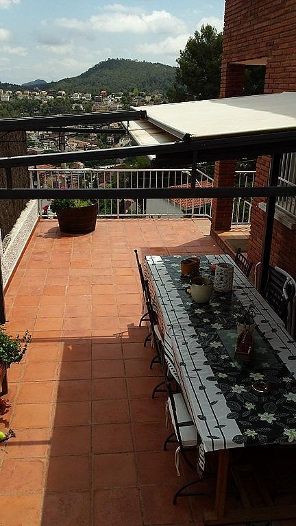 Chalet en alquiler en calle Passeis Maria Cristina, Mas Rovira en Vallirana - 144887853