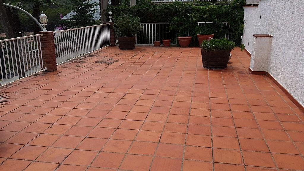 Chalet en alquiler en calle Passeis Maria Cristina, Mas Rovira en Vallirana - 144887897
