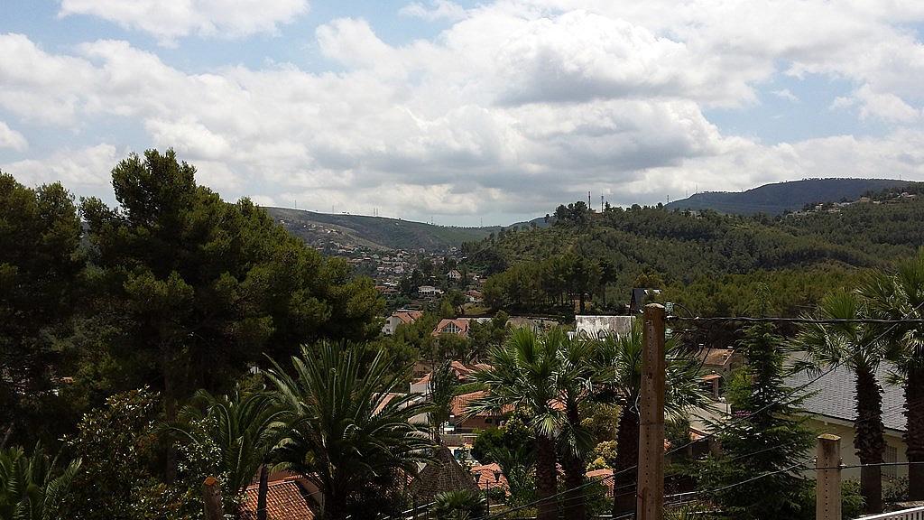 Chalet en alquiler en calle Passeis Maria Cristina, Mas Rovira en Vallirana - 144887905