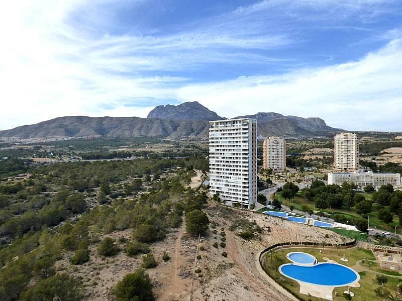Foto - Apartamento en venta en calle Pres Adolfo Suarez, Poniente en Benidorm - 272926141