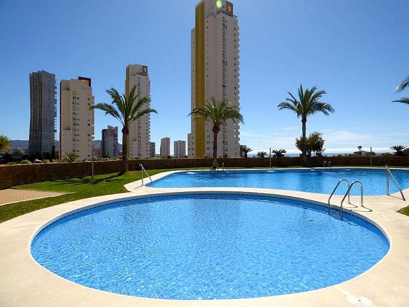 Foto - Apartamento en venta en calle Pres Adolfo Suarez, Poniente en Benidorm - 272926192