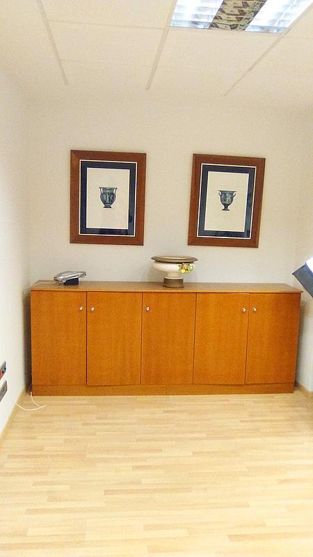 Vestíbulo - Oficina en alquiler en calle Esperanto, Ensanche Centro-Puerto en Málaga - 260971151