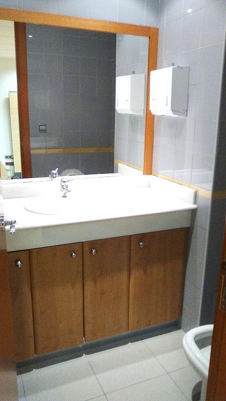 Baño - Oficina en alquiler en calle Esperanto, Ensanche Centro-Puerto en Málaga - 260971168