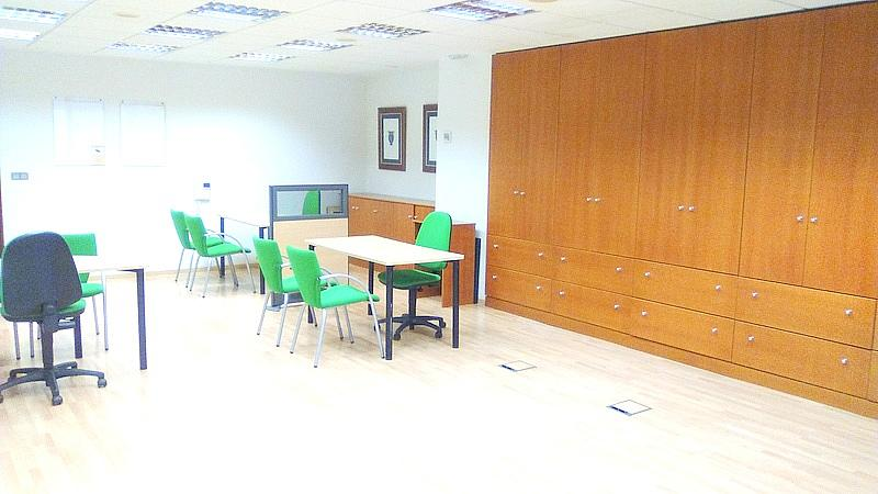 Despacho - Oficina en alquiler en calle Esperanto, Ensanche Centro-Puerto en Málaga - 277218526