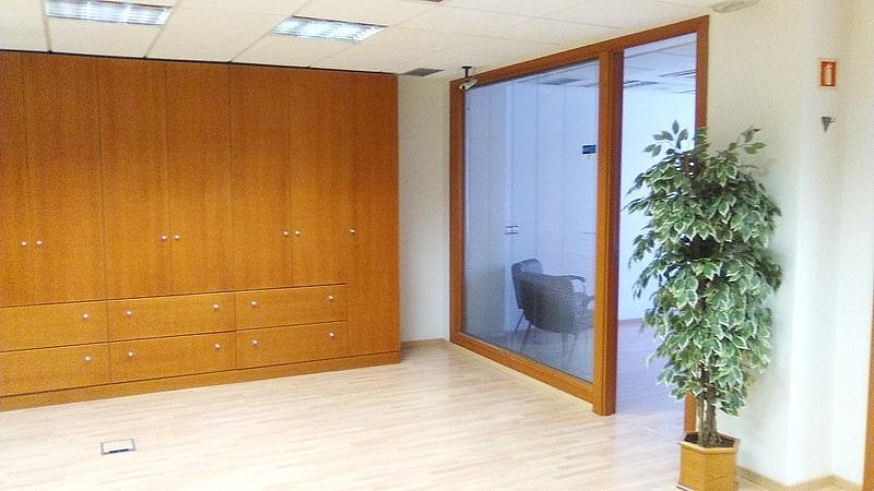 Detalles - Oficina en alquiler en calle Esperanto, Ensanche Centro-Puerto en Málaga - 277218527