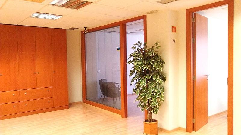Detalles - Oficina en alquiler en calle Esperanto, Ensanche Centro-Puerto en Málaga - 277218529